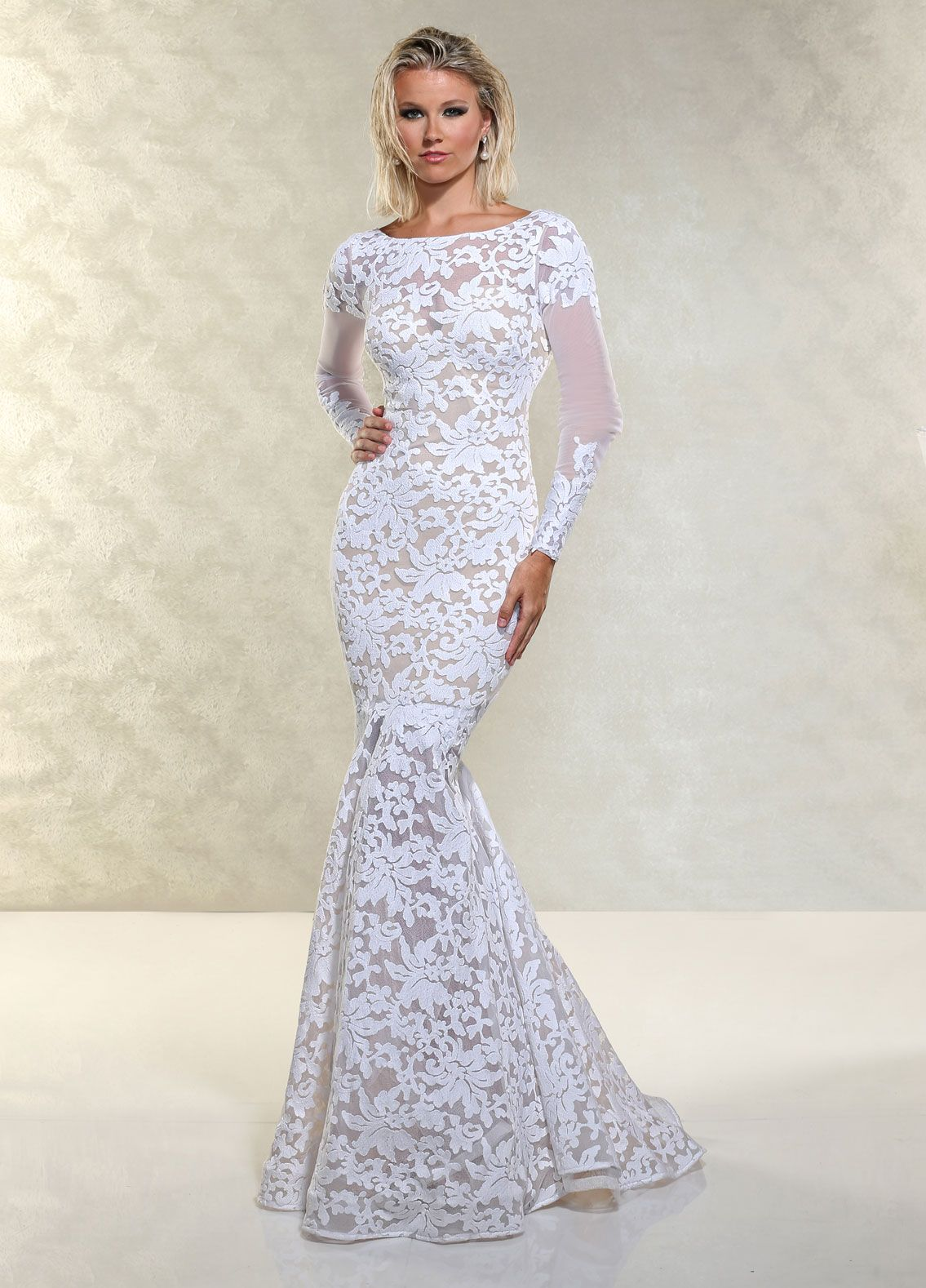 White dress by xtreme prom white dresses pinterest prom
