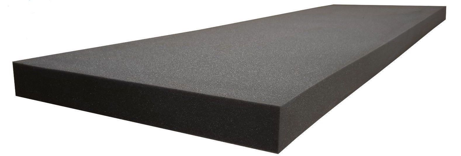 Upholstery Foam Regular Density Charcoal Cushion Replacement