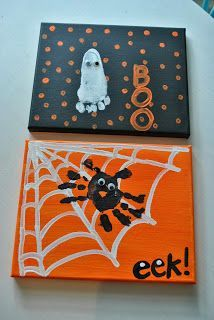 Moske Monkey Business Toddler Halloween Painting Halloween Crafts Halloween Painting Halloween Kids