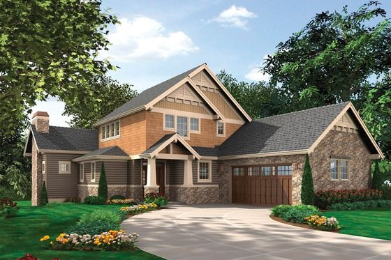 in my dreams House Plan 48563 someday home Pinterest Dream