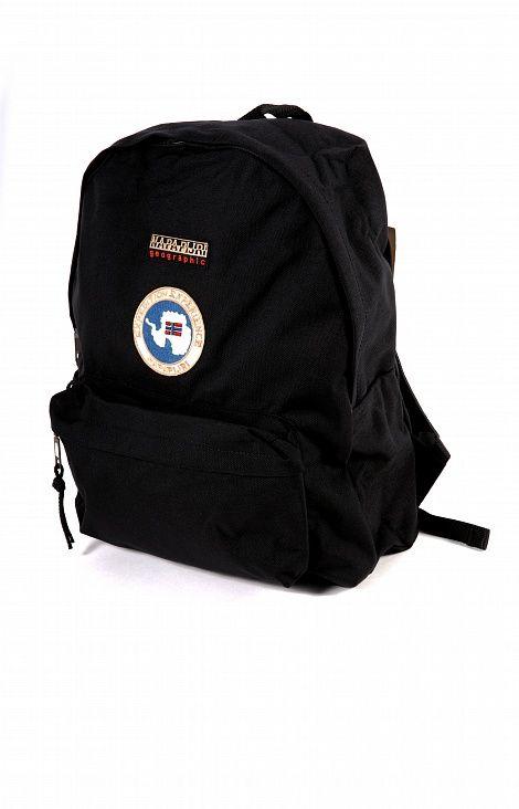 2129e6ac7135 РЮКЗАК NAPAPIJRI VOYAGE BLACK Классический и практичный городской рюкзак,  появляющийся в каждой коллекции бренда.