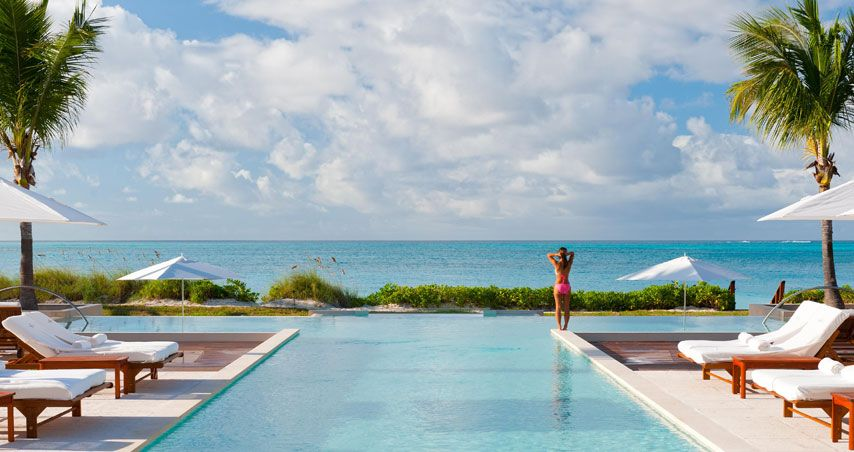 Luxury Hotel Grace Bay Club Turks And Caicos Providenciales