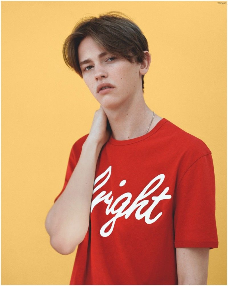 Topman Introduces Brit Pop In Exclusive Nordstrom Collection Mushroom Haircut Cool Hairstyles For Men Long Hair Styles Men