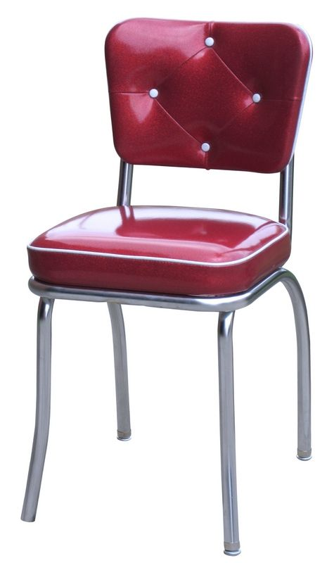 Model 4240 Retro Diner Chair Manufactured By Richardson Seating Corp.