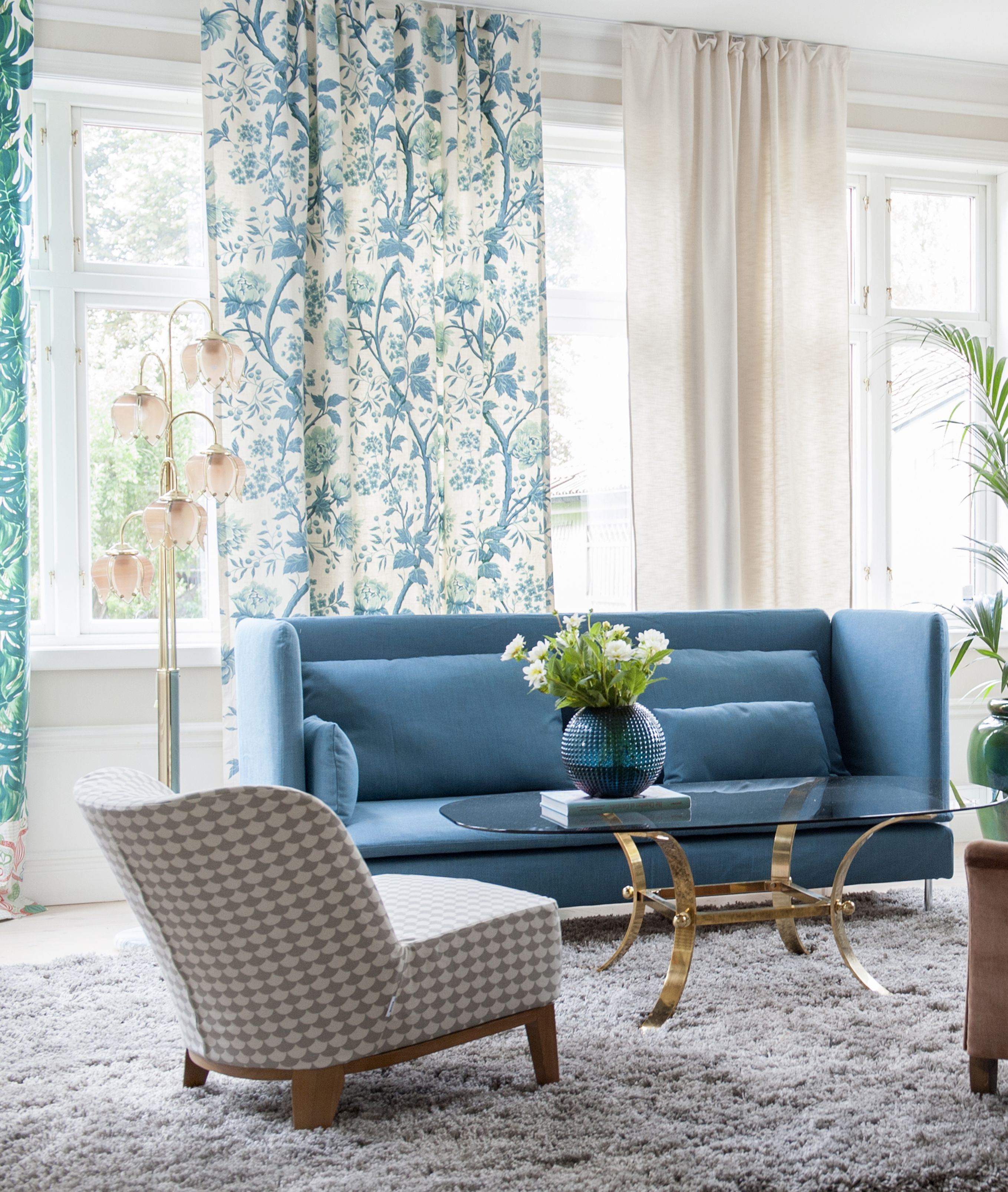 10 Stunning Teal Blue Curtains Living Room