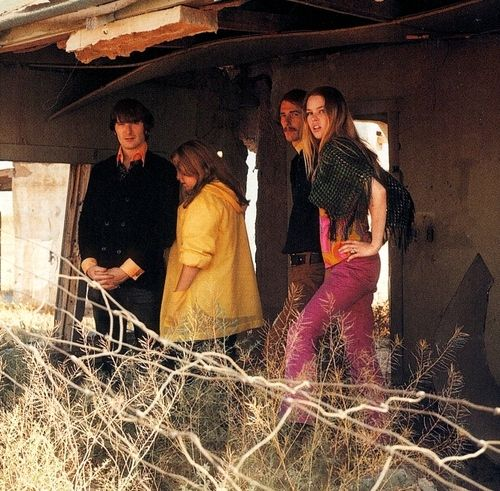 Denny Doherty, Cass Elliot, John Phillips & Michelle Phillips - The Mamas & The Papas
