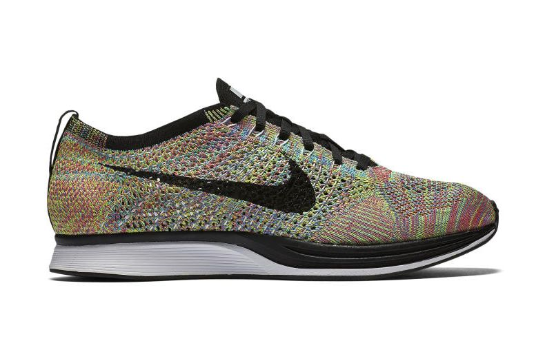 Nike Canal Couleurs Flyknit Libre