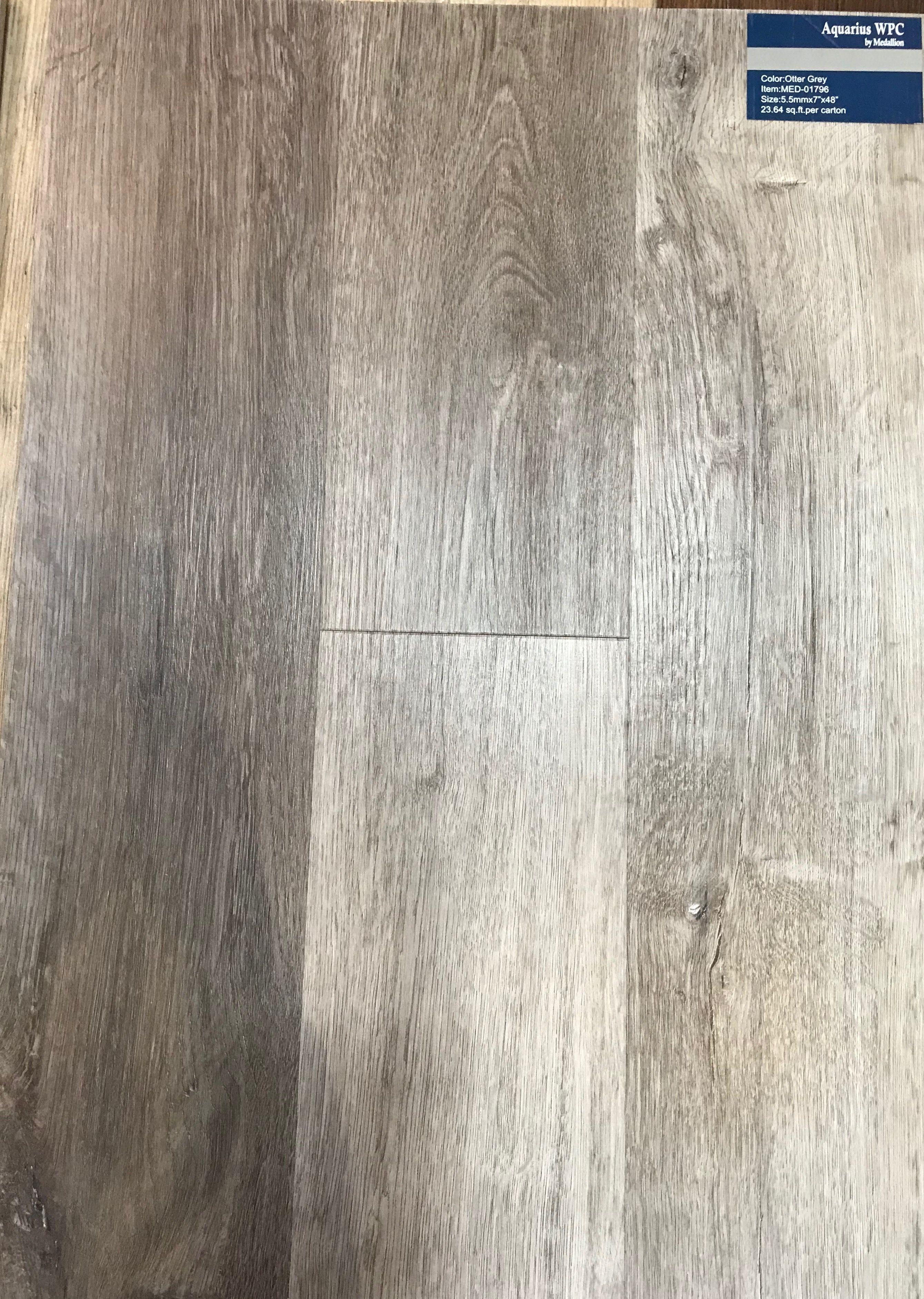 Medallion Aquarius Otter Grey Wpc Flooring Hardwood Floors Hardwood
