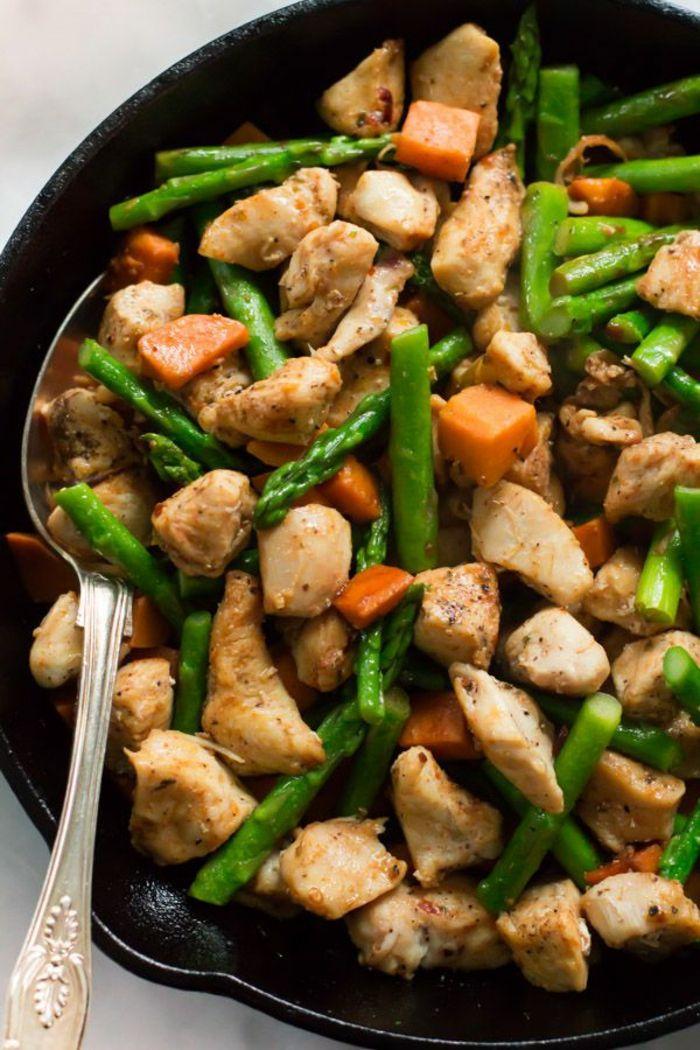 Comidas saludables faciles y ricas