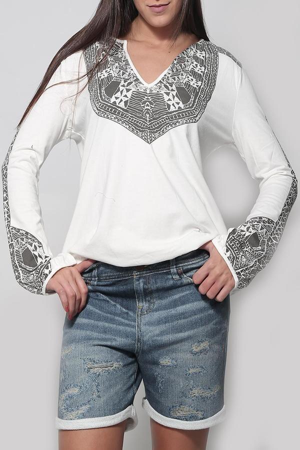 Dana Ashkenazi Oriental Shirt