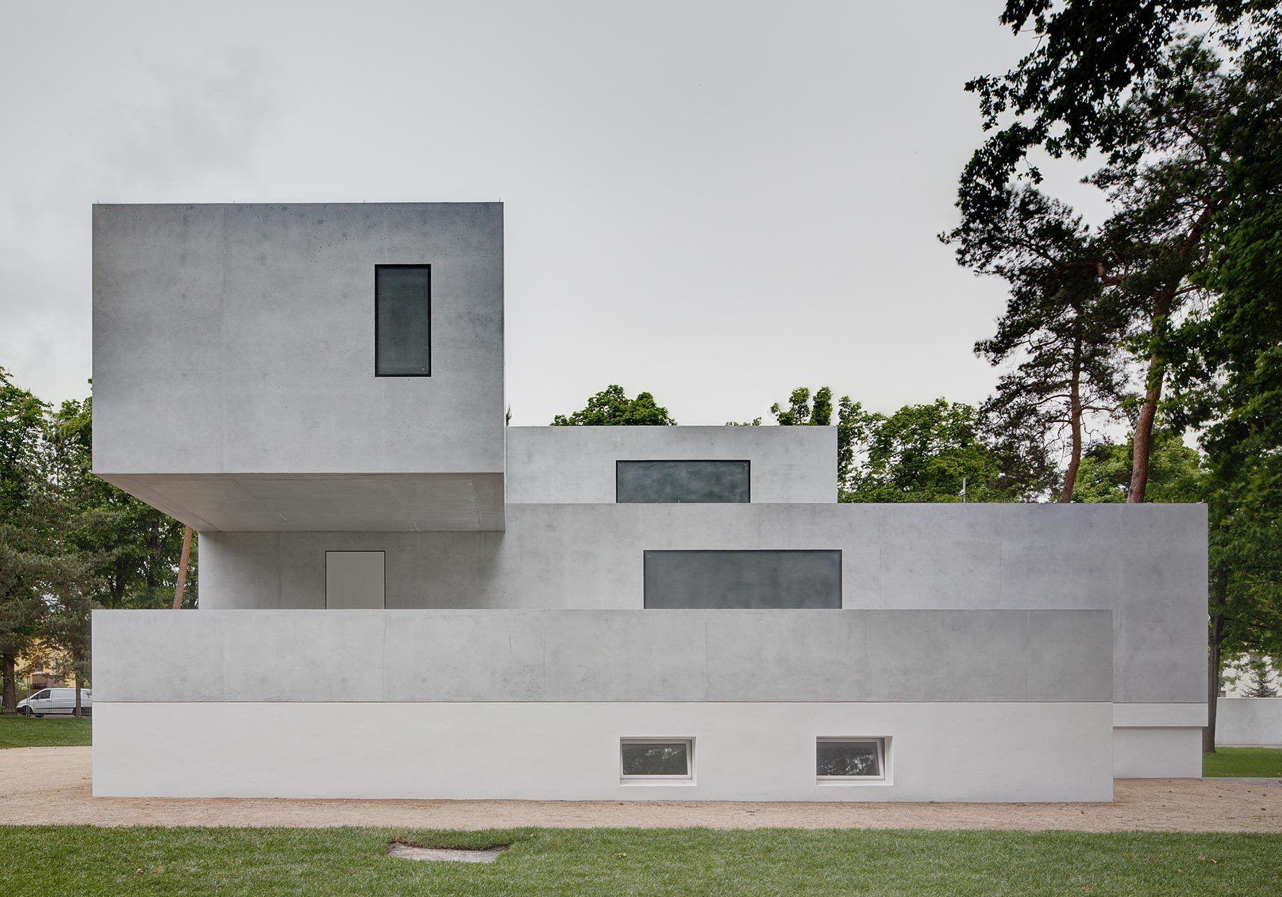 DAMPreis für Neue Meisterhäuser in Dessau Verleihung
