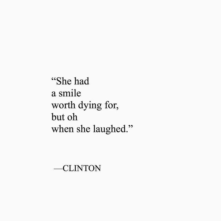 """Clinton auf Instagram: """"Lachen. #clintonpoems #poet #poet #her """"   - Sprüche - #auf #Clinton #clintonpoems #Instagram #lachen #Poet #Sprüche"""