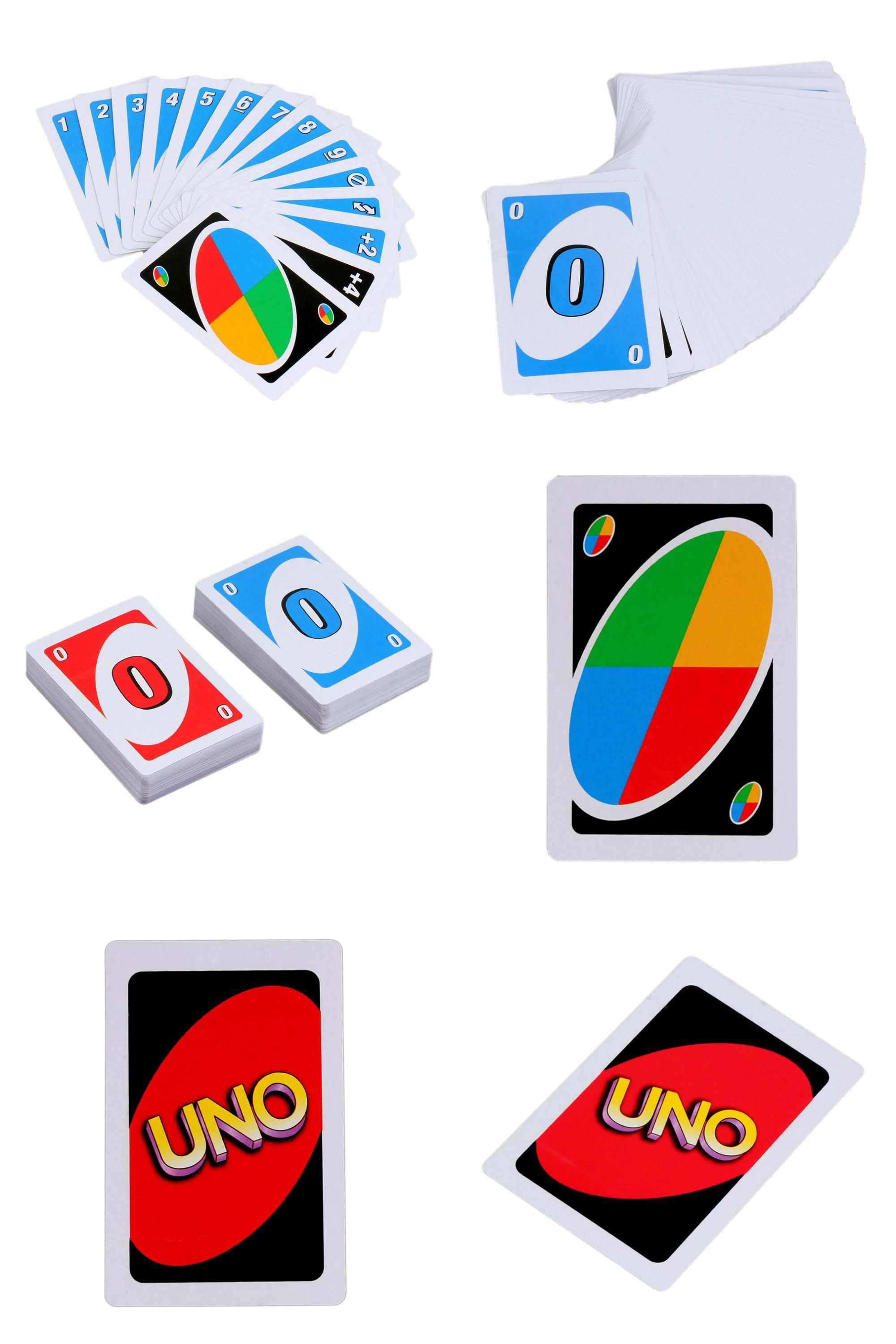 Visit To Buy Family Funny Poker Entertainment Board Game Uno