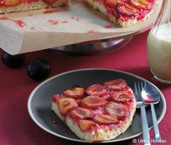Zwetschkenkuchen Mit Zimtsauce Rezepte Frisch Gekocht Einfache Gerichte