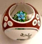 St. Louis Crystal Paperweight   Crystal Porcelain Ware Shop - Crystal Paperweights - Crystal Ware ...
