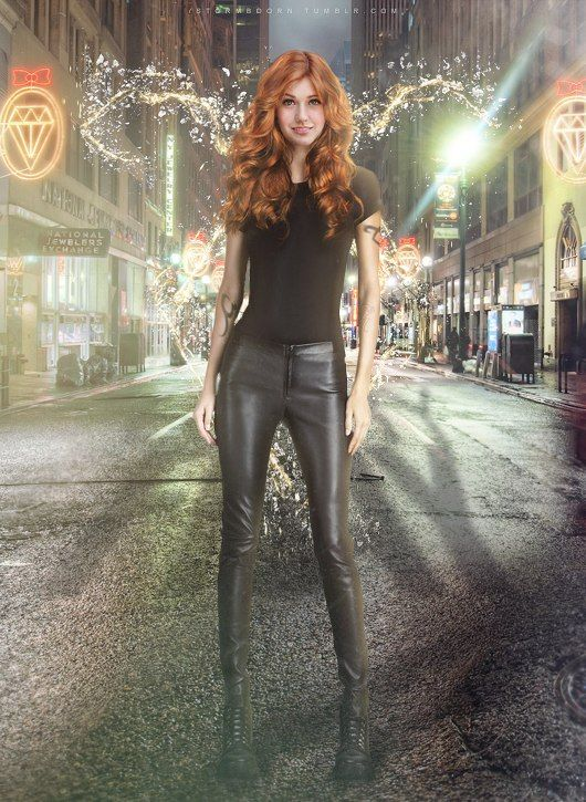 Clary #shadowhunters