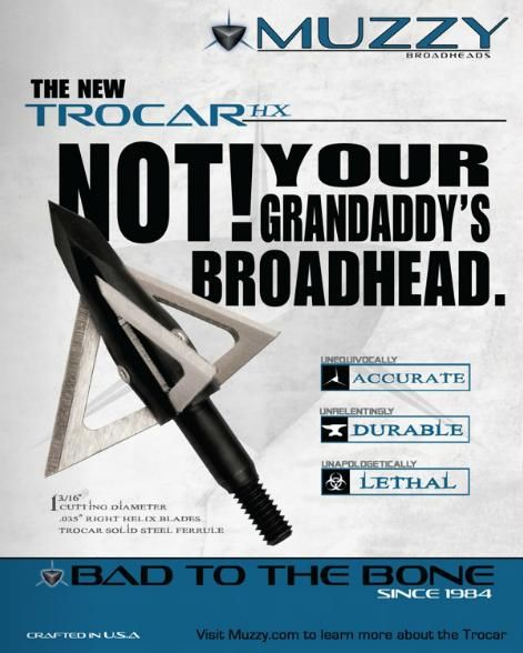 New Broadheads for 2013 - Georgia Outdoor News Forum