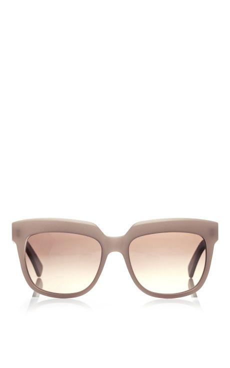 D-Frame Acetate Sunglasses by Marni Now Available on Moda Operandi