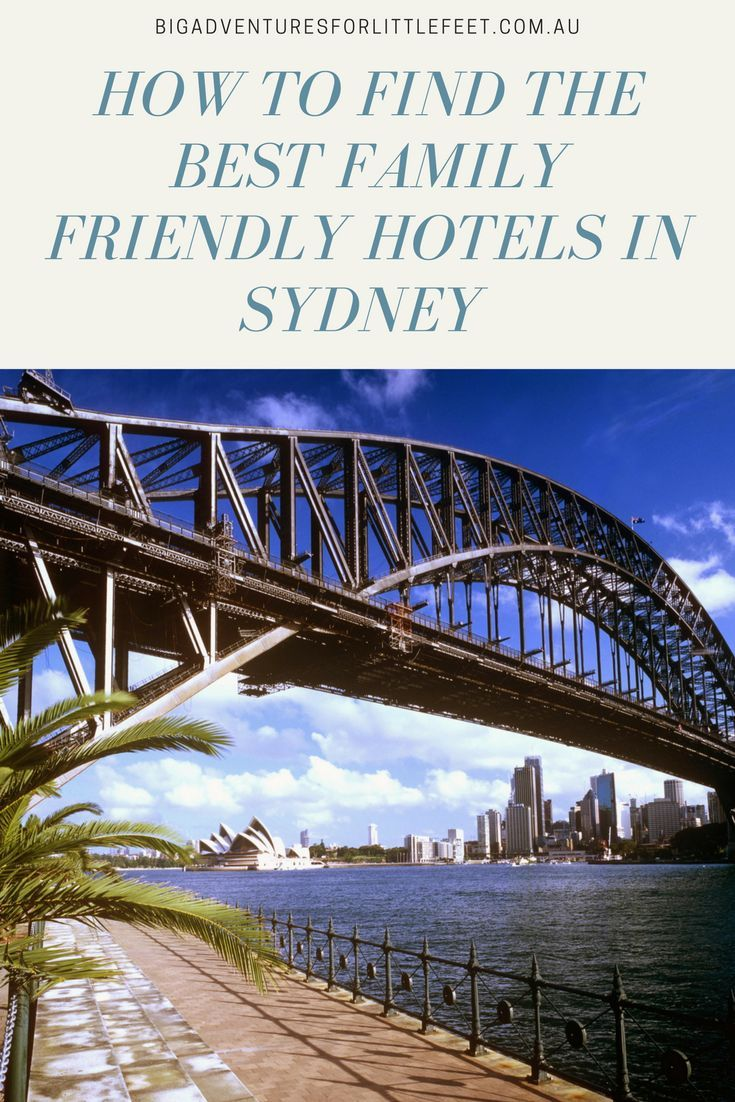 Best family hotels in Sydney. Rooms that can 4