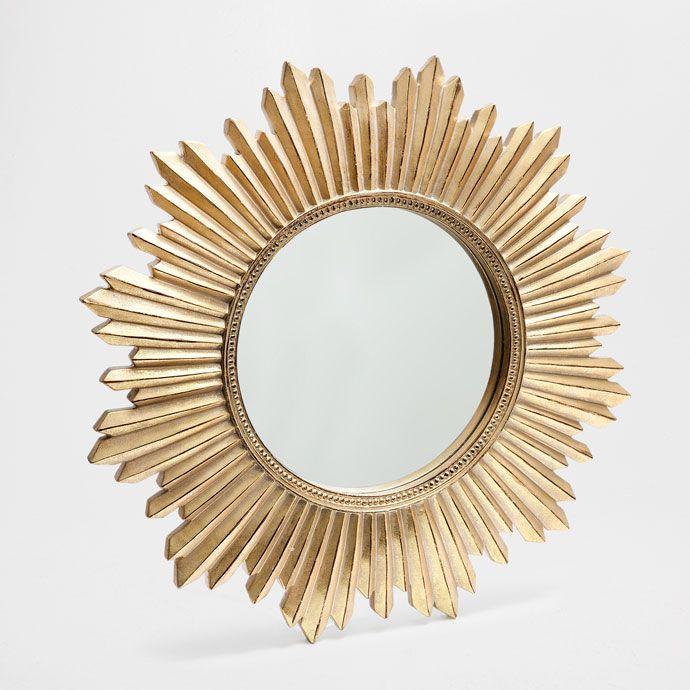 espejo resina sol espejos decoraci n zara home m xico decoraci n espejo sol espejos y. Black Bedroom Furniture Sets. Home Design Ideas