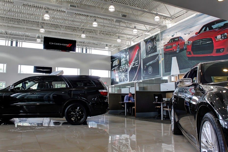 Photos Of Our Chrysler Jeep Dodge And Ram Dealership Located At