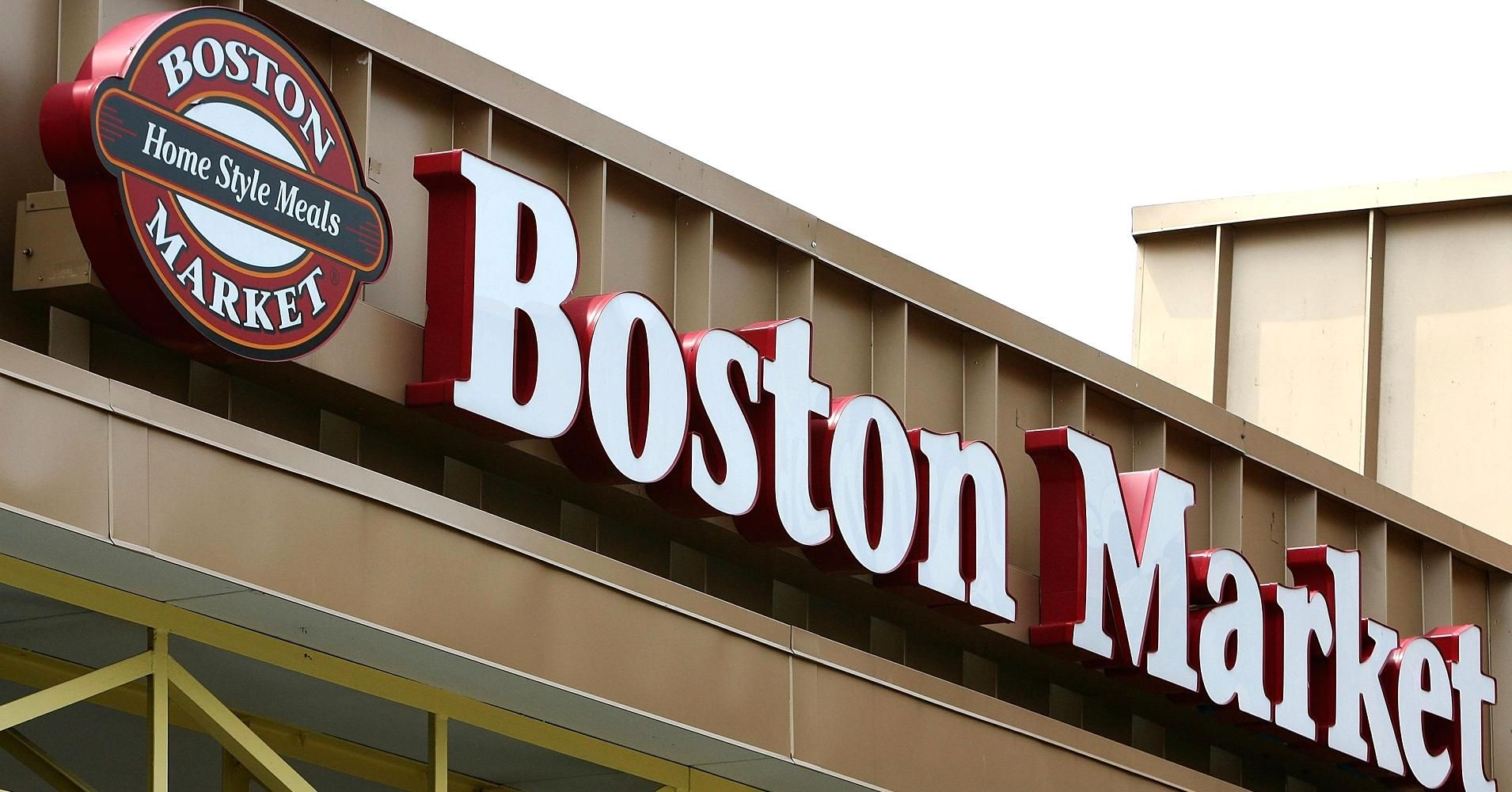 Boston Market could be sold for 400 million (With images