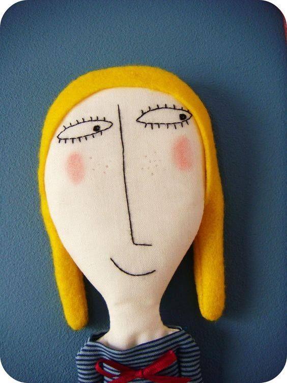 Куклы-куколки -   13 fabric crafts For Boys rag dolls ideas