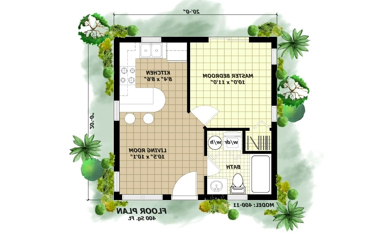 Wonderful 400 Sq Ft House Plans India House Plans