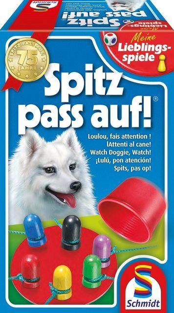 Photo of Schmidt Spiele Spiel, »Meine Lieblingsspiele, Spitz pass auf!« online kaufen | OTTO