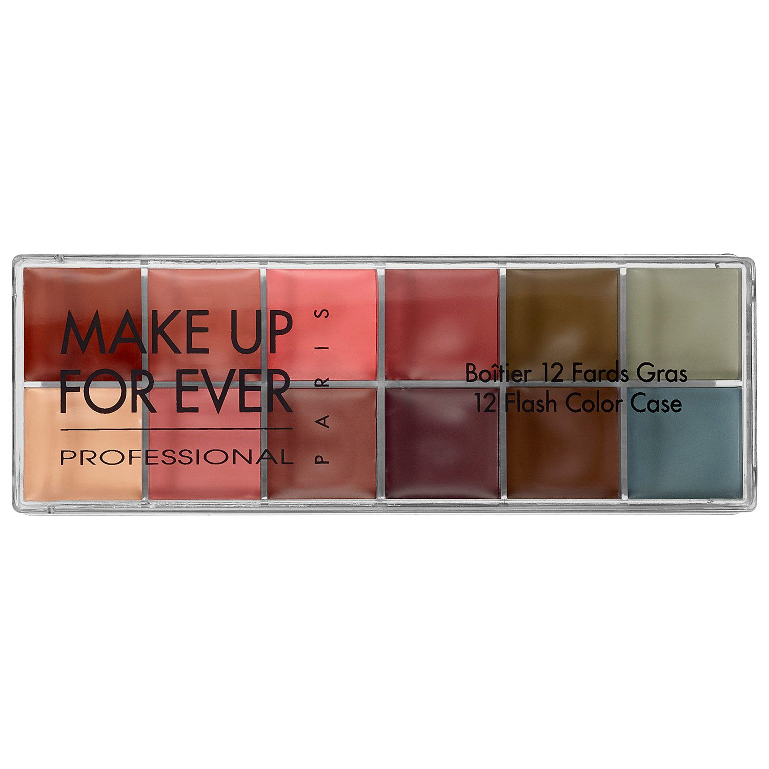 MUFE at Sephora Only MAKE UP FOR EVER Flash Color