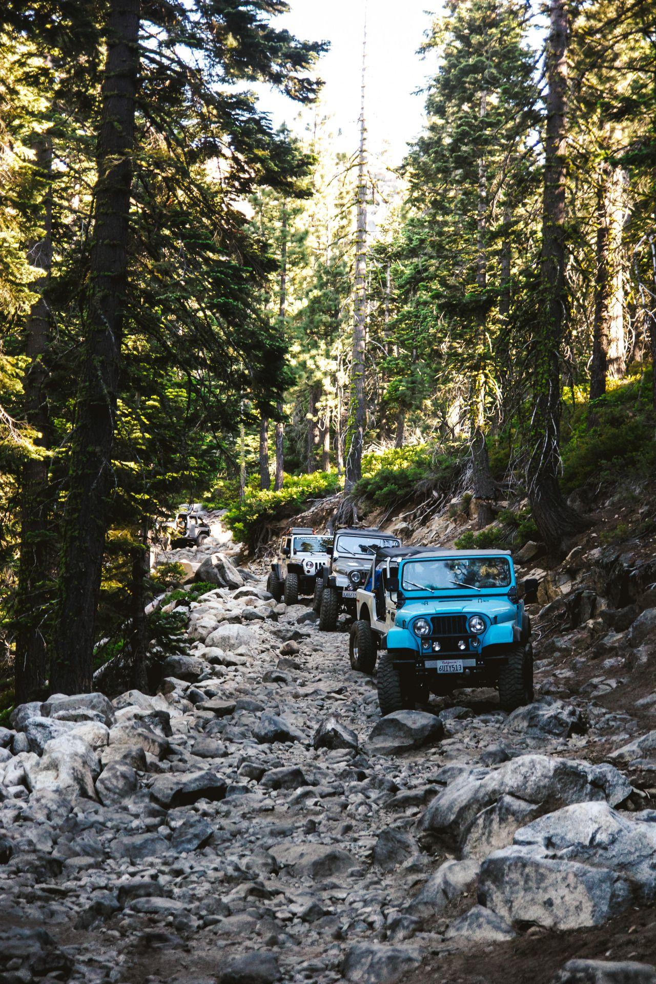 Onlydillon Rubicon Trail California Dillon Cowboy Take Me Away Jeep Trails Rubicon Trail Jeep