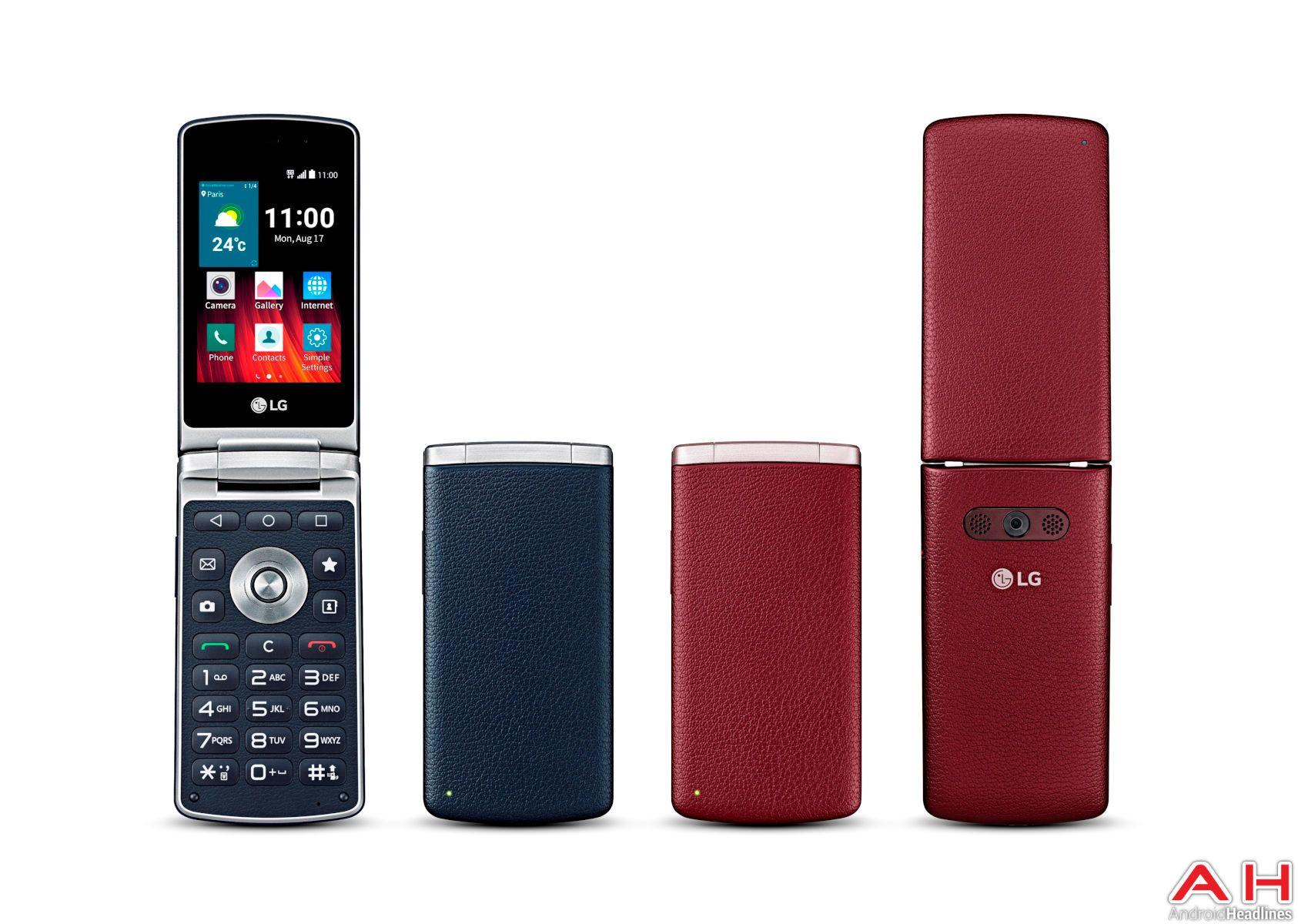 Lg Announce The International Lg Wine Smart Flip Phone Flip Phones Android Flip Phone Smartphone