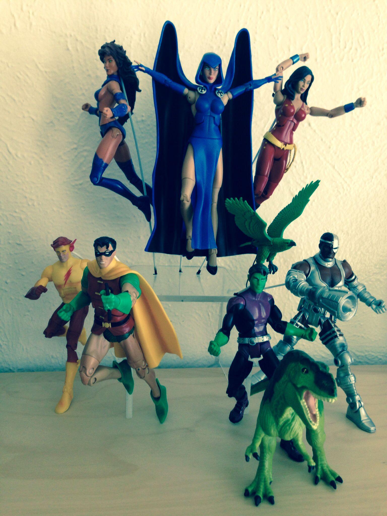 DC Universe New Teen Titans
