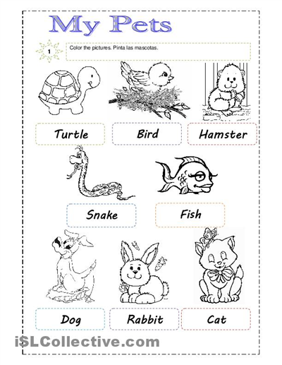 Dog Worksheets Printable For Dogs To Do: 17 Best images about Pet Worksheets on Pinterest   Pets  Spelling    ,