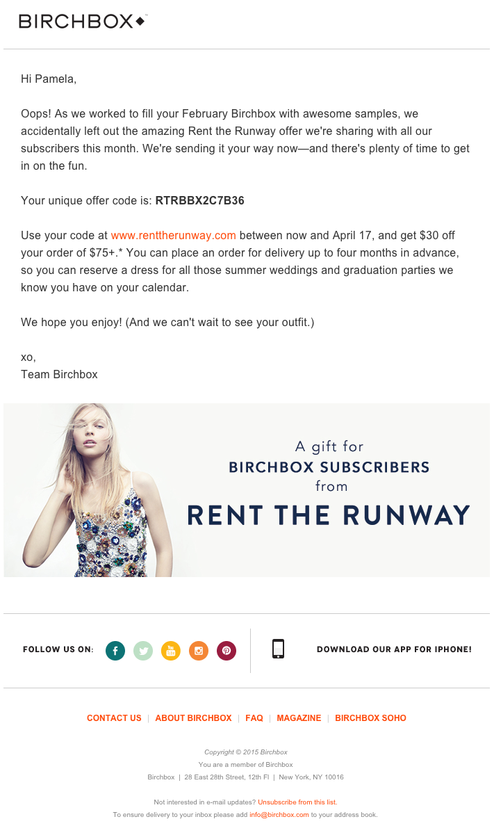 18 Examples Of Brilliant Email Marketing Campaigns Template Email Marketing Examples Email Marketing Campaign Template Marketing Campaign Examples