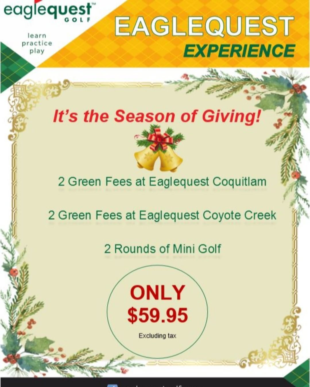 It S The Season Of Giving Eaglequestgolf Adidas Taylormade