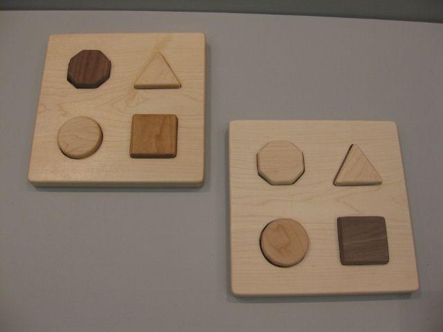 8x8 Shape Puzzle $20.00