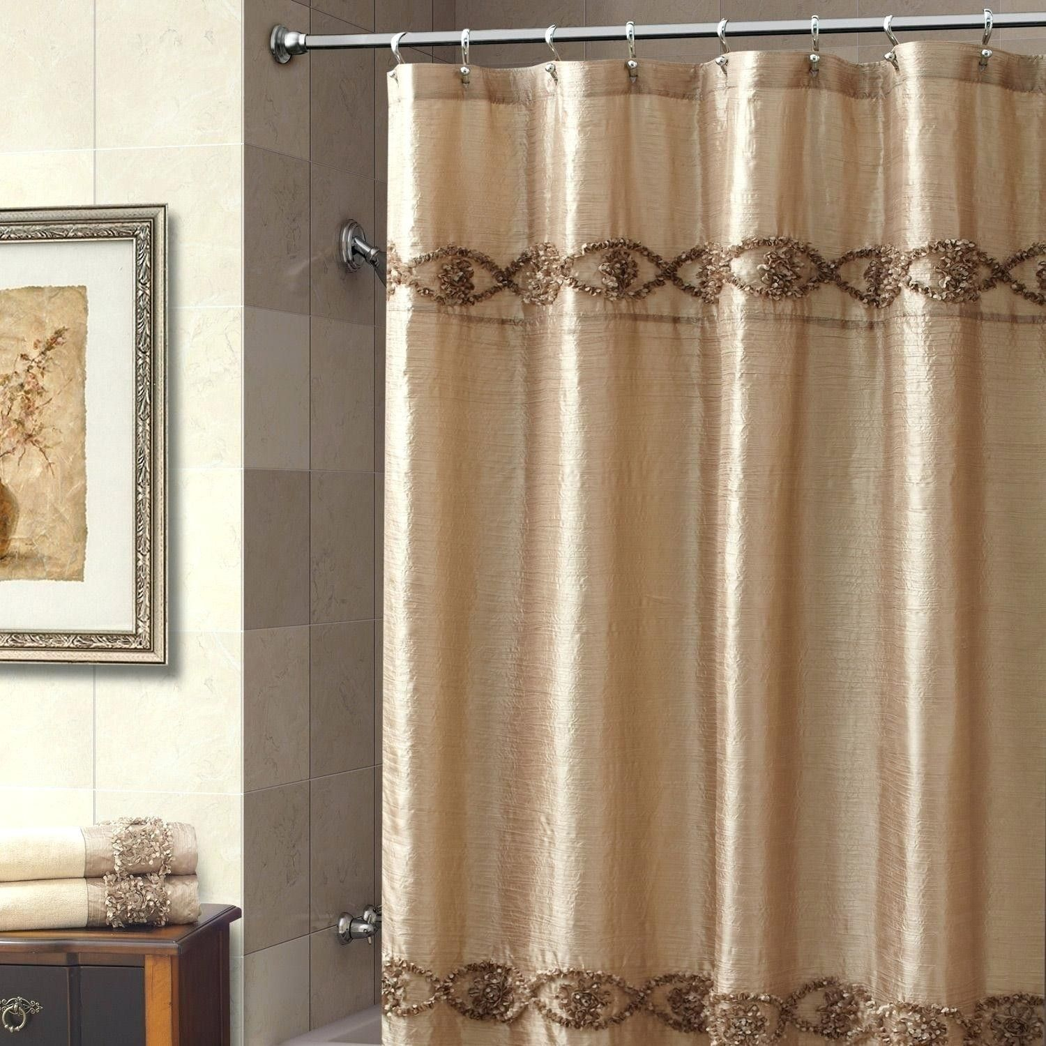 Inspirational Croscill Galleria Shower Curtain