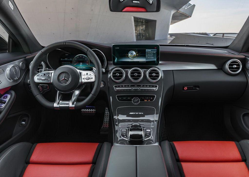Mercedes Benz C63s Amg 2019 Mersedes Amg Kabriolet Avtomobili