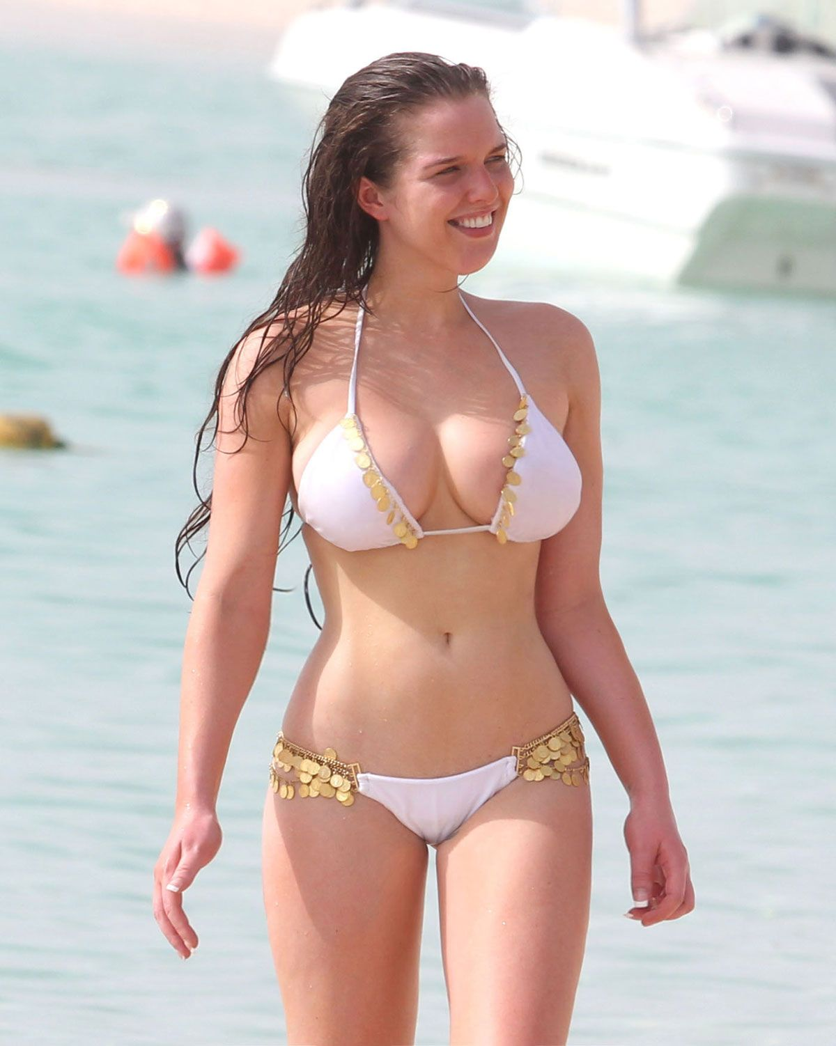Jessica weaver topless