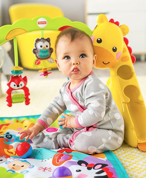 Best toys for 6-month-old babies that'll help them learn ...