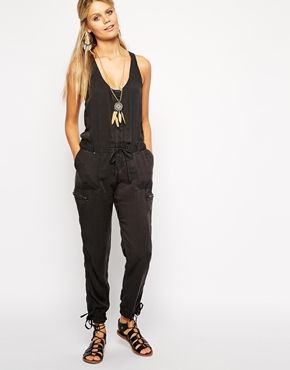 Image 1 of Free People Utility Jumpsuit
