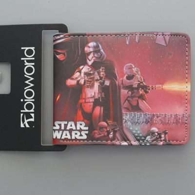 Star Wars Wallet High Quality Leather | Furrple