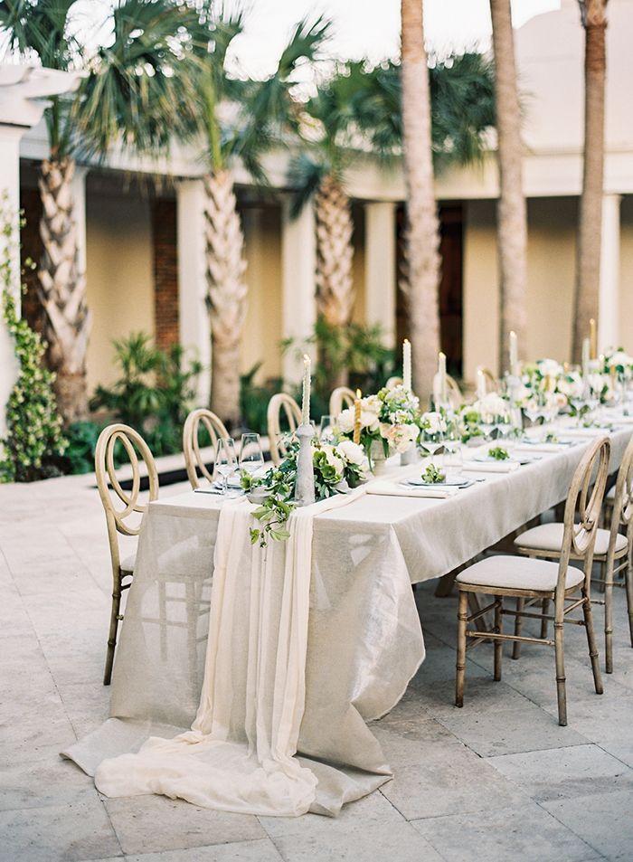 Botanical Wedding at Cannon Green Charleston