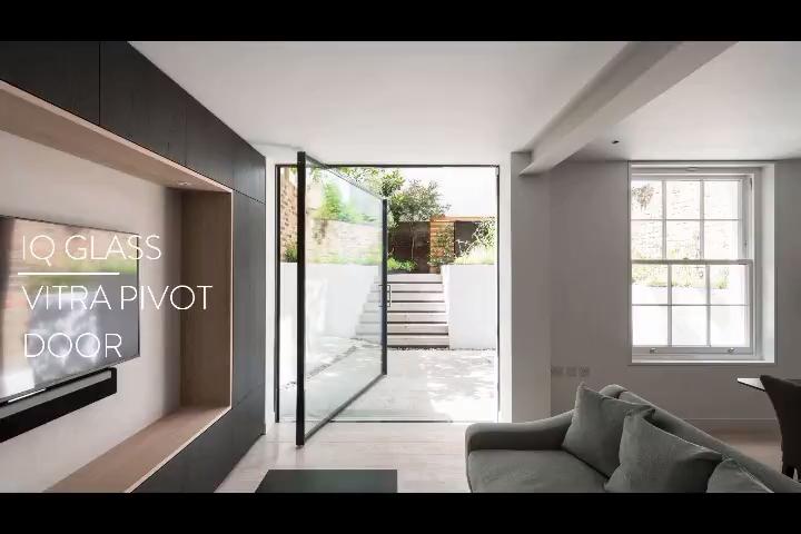 Photo of Vitra Pivot Door at the IQ Showroom