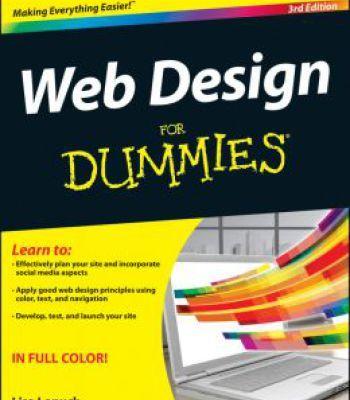 Web Design For Dummies 3rd Edition Pdf Web Design Web Design Quotes Web Design Books