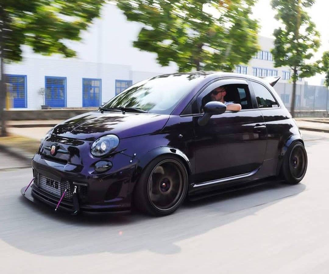 Fiat 500 Abarth Mod Fiat 500 Fiat Fiat Abarth