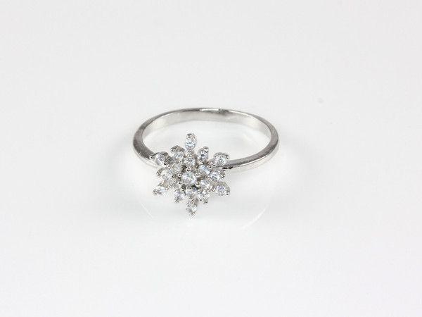 Snowflake Ring | Hello Miss Apple
