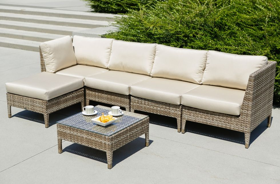 Tuscany Ratana Home And Floral Outdoor Wicker
