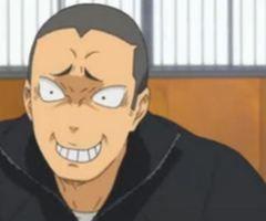 Haikyuu Weird Faces 4